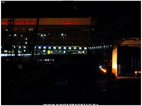 EXT-AEROPORT (night) - 2